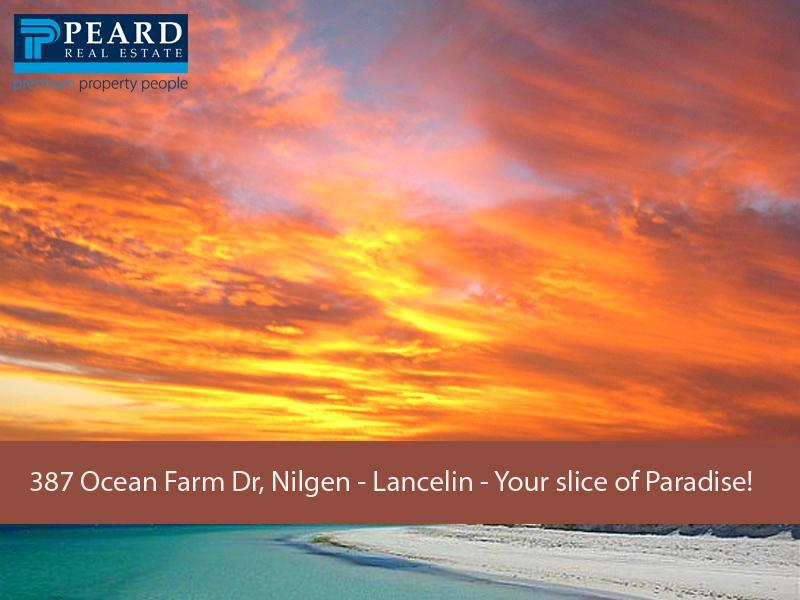 387 Ocean Farm Drive, Nilgen, WA 6044