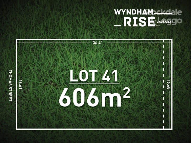 Lot 41 Wyndham Rise Estate, Clifton Springs, Vic 3222
