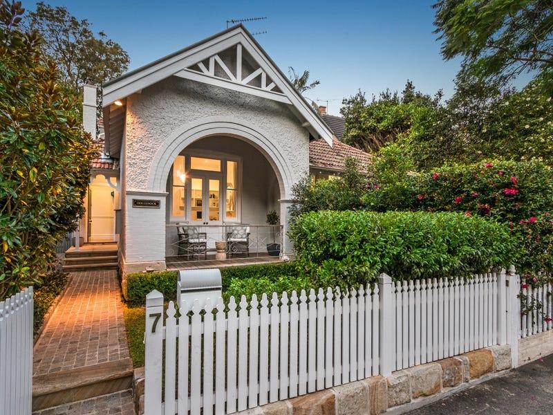 7 The Crescent, Mosman, NSW 2088