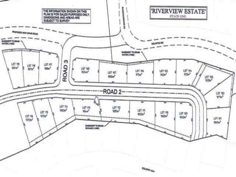 Lot 103 Riverview Estate, Bathurst, NSW 2795