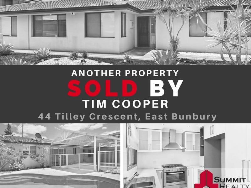 44 Tilley Crescent, East Bunbury, WA 6230