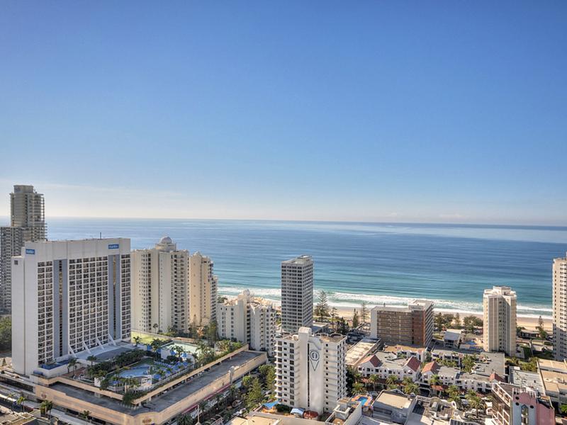 3302/23 Ferny Avenue, Surfers Paradise, Qld 4217