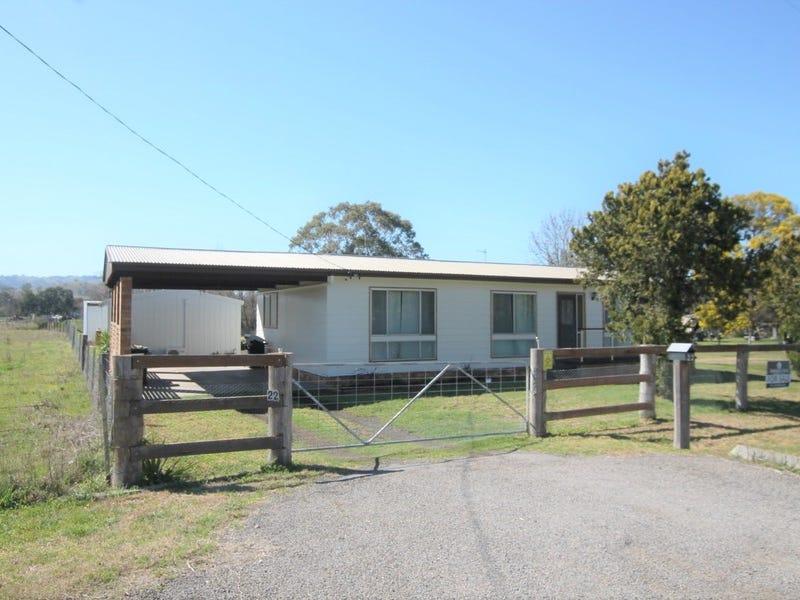 22 Salisbury Street, Blandford, NSW 2338