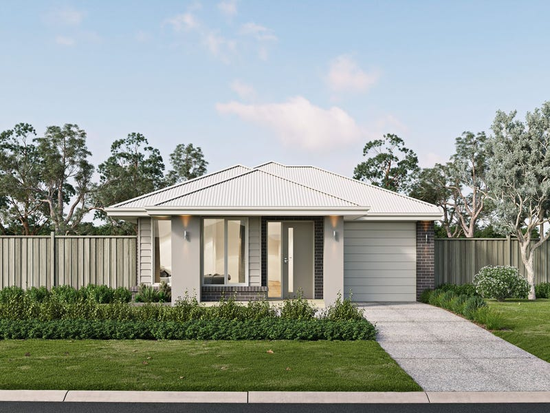 Lot 43 H&L package at Promenade Rothwell (not constructed), Rothwell, Qld 4022