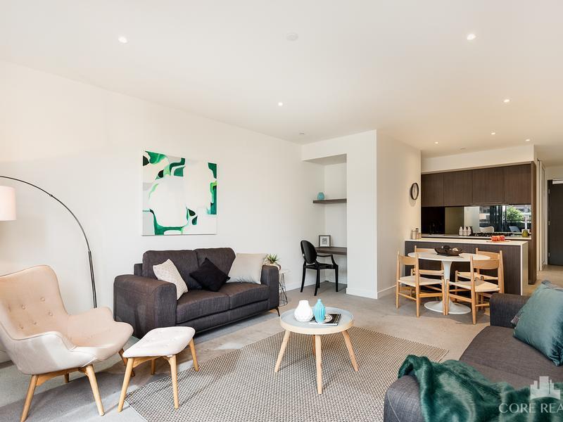 603/120 A'beckett Street, Melbourne