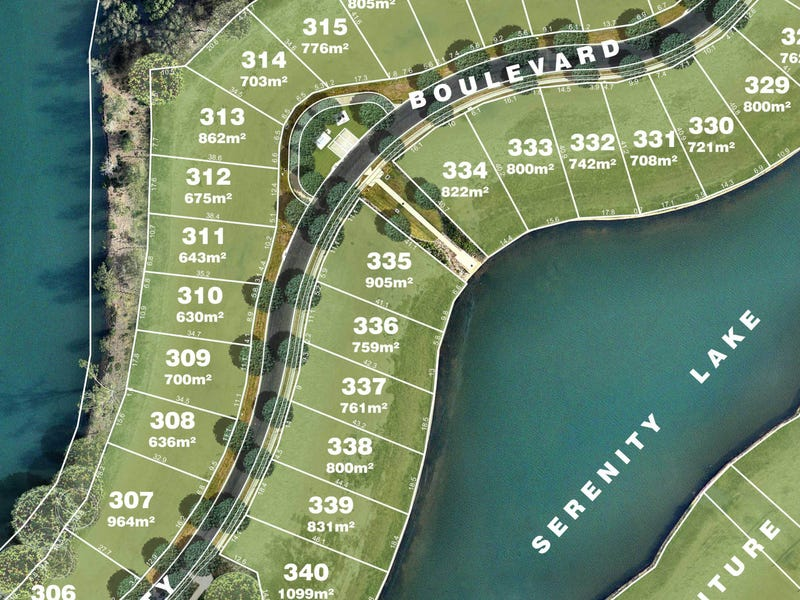 Lot 337, Serenity Boulevard, Hope Island, Qld 4212