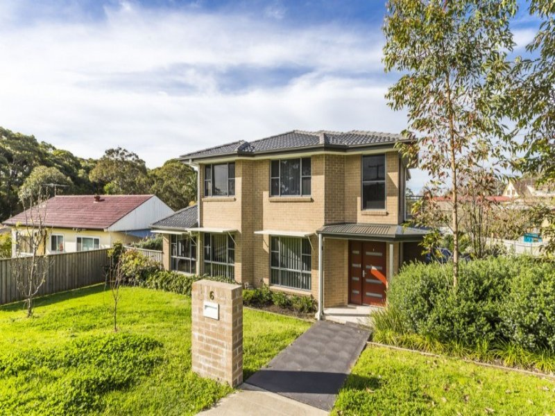 1/6 Hudson Street, Whitebridge, NSW 2290
