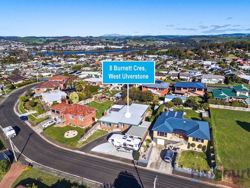 8 Burnett Crescent, West Ulverstone, Tas 7315