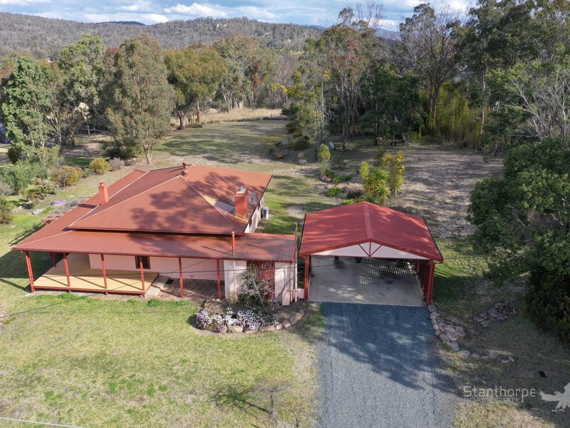 57 Lees Mountain Road, Stanthorpe, Qld 4380
