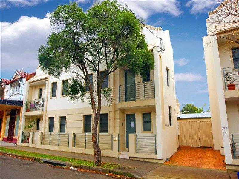 2/1 Jubilee Street, Lewisham, NSW 2049