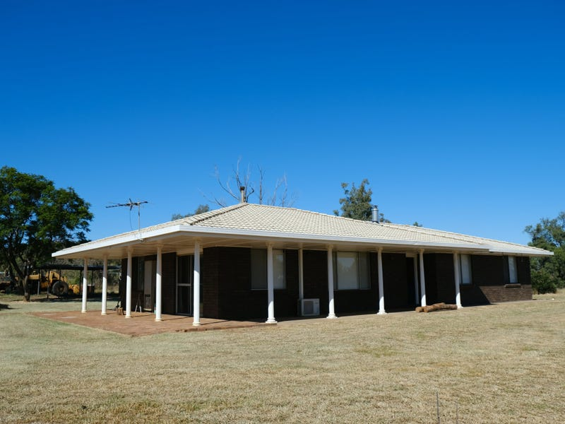 """- """"Millimbri"""", Oxley Highway, Mullaley, NSW 2379"""