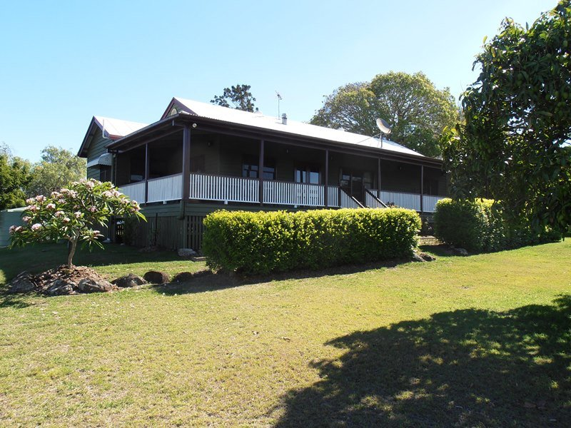 101 Dobeli Road, Mount Forbes, Qld 4340