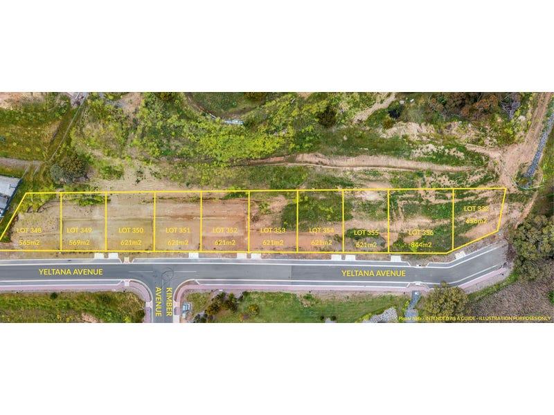 10 Lots Yeltana Avenue, Huntfield Heights, SA 5163