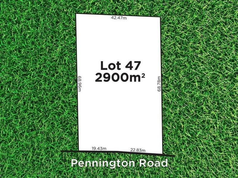 47 Pennington Road, Island Beach, SA 5222