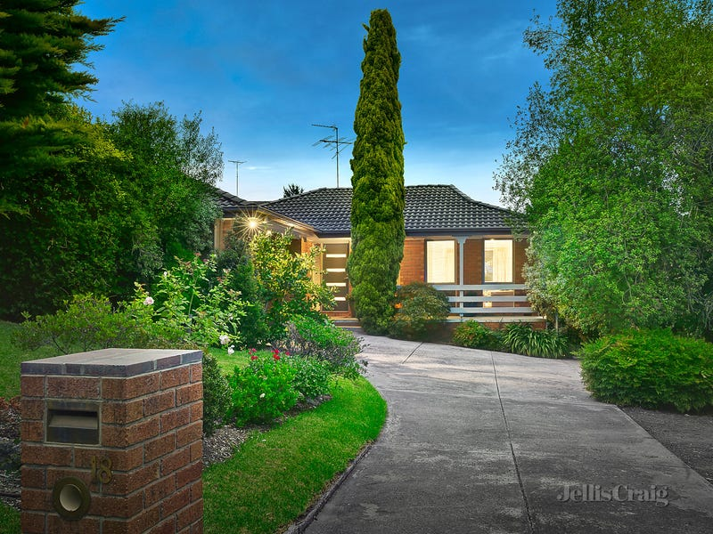 18 Dwyer Court, Donvale, Vic 3111