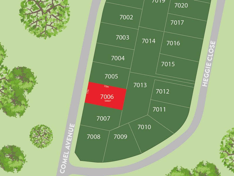 Lot 7006, 7006 Comel Avenue, Cameron Park, NSW 2285