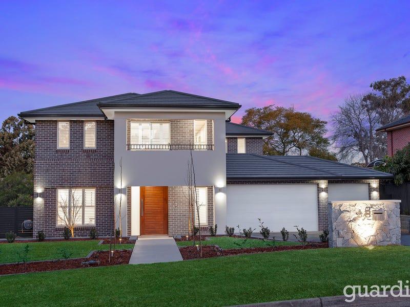 38 White Cedar Drive, Castle Hill, NSW 2154