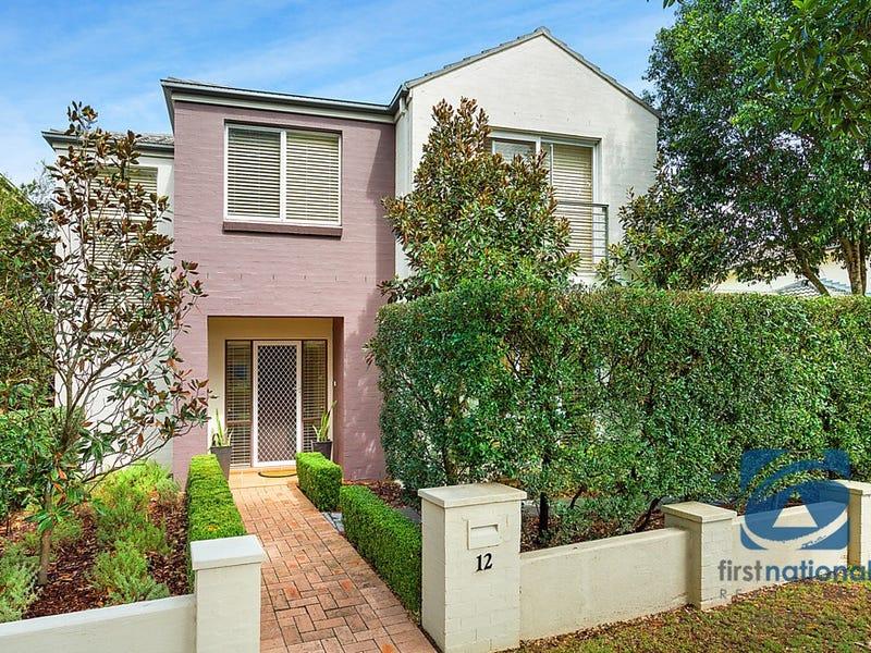 12 Somerset Street, Stanhope Gardens, NSW 2768