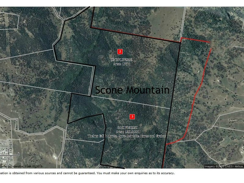 1 Scone Mountain, Scone, NSW 2337