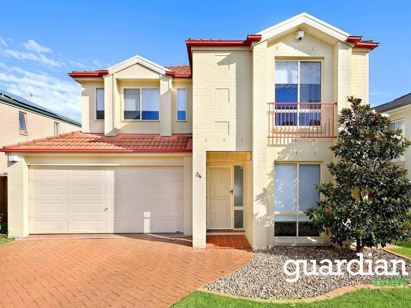 34 Millcroft Way, Beaumont Hills, NSW 2155