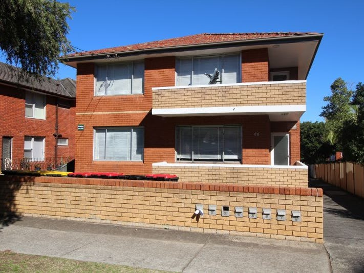7/49 Denman Avenue, Wiley Park