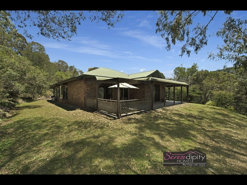 70 Shaws Pocket Rd, Cedar Creek, Qld 4207