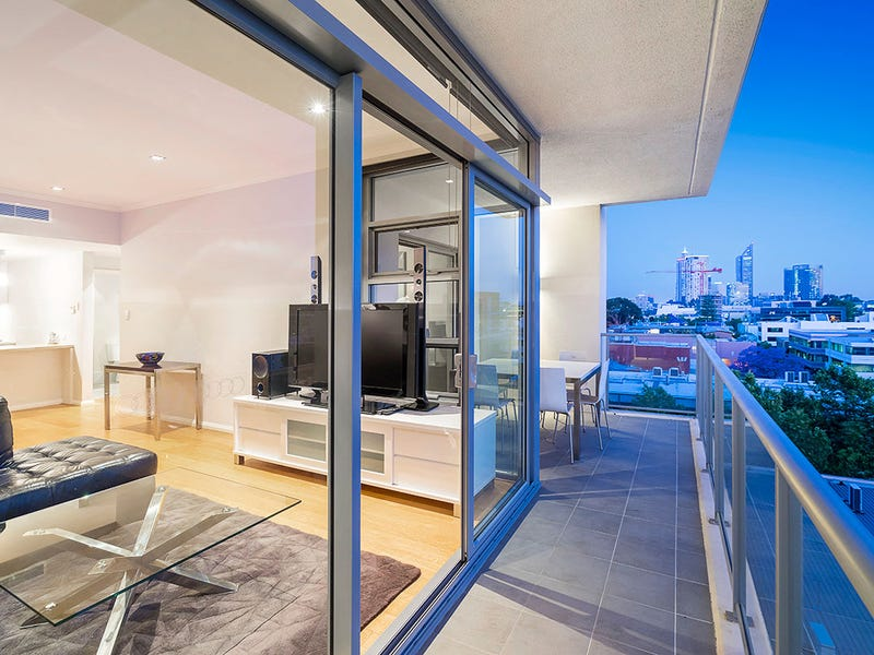 5G/1303 Hay Street, West Perth, WA 6005
