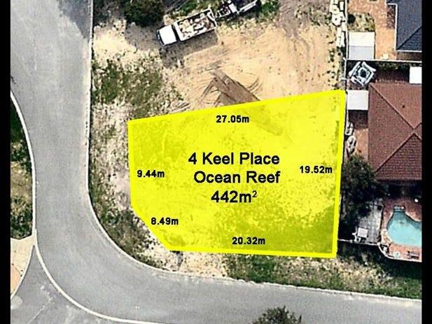 Lot 101, 4 Keel Place, Ocean Reef, WA 6027