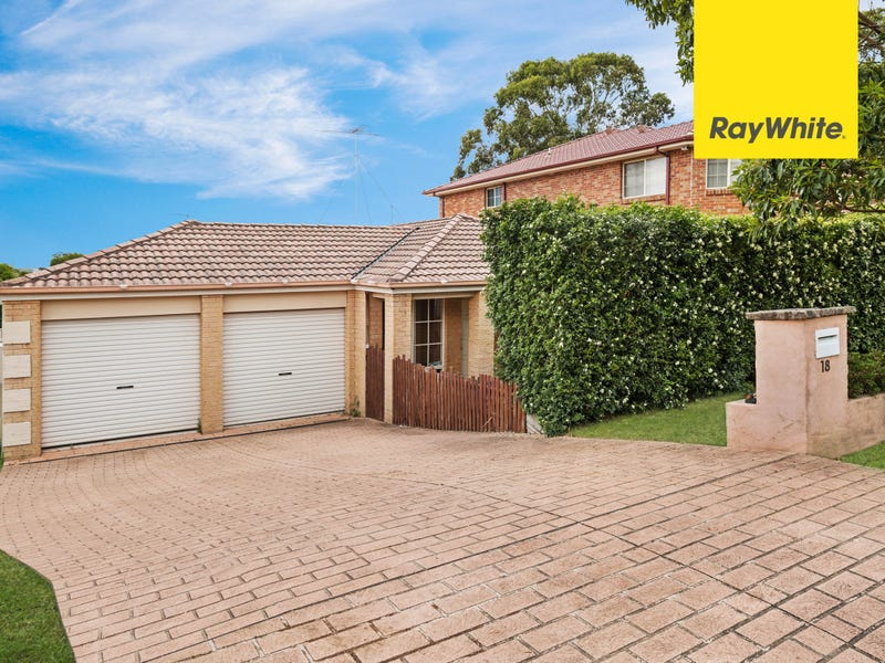 18 Aquamarine Street, Quakers Hill, NSW 2763