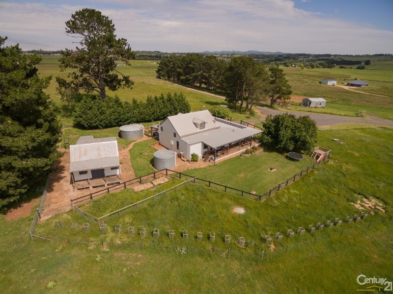50 HILLSIDE LANE, Millthorpe, NSW 2798