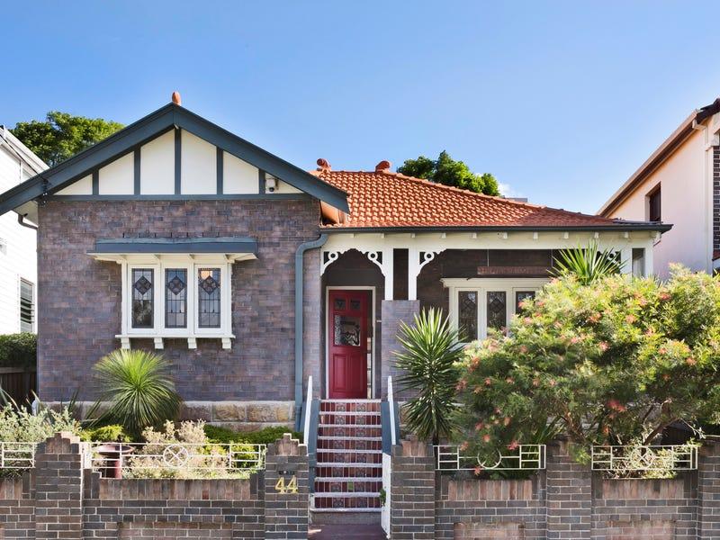 44 Curtis Road, Balmain, NSW 2041