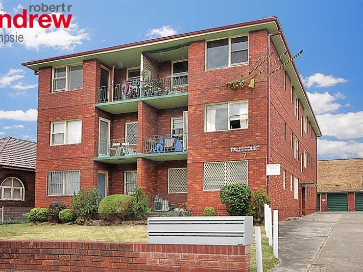 5/7 Vicliffe Ave, Campsie, NSW 2194