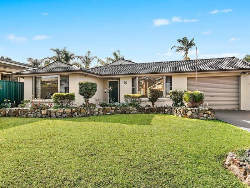 4 Glen Osmond Crescent, Bossley Park, NSW 2176