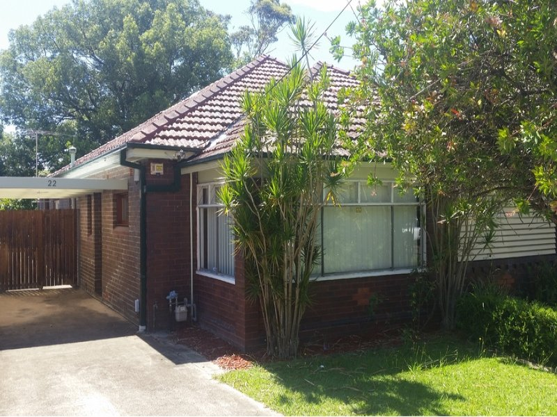 22 Croydon Avenue, Croydon, NSW 2132