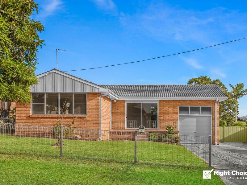 6 Shipton Crescent, Mount Warrigal, NSW 2528