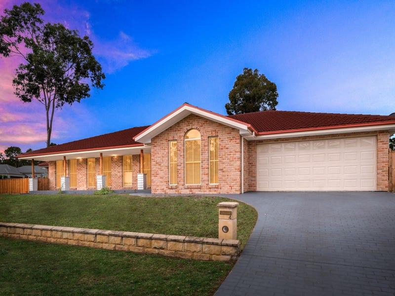 4 Mount Pleasant Grove, Cessnock, NSW 2325
