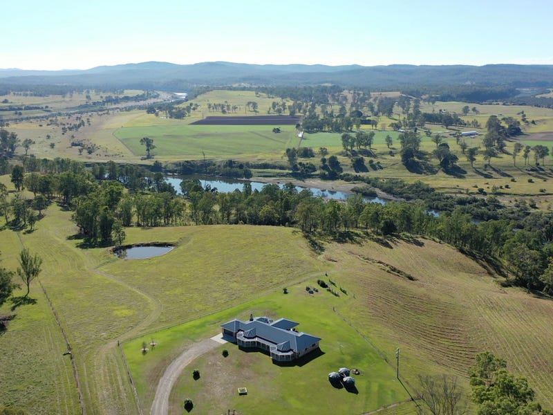 """Sunny Ridge"", 580 Purgatory Creek Road, Lilydale, NSW 2460"