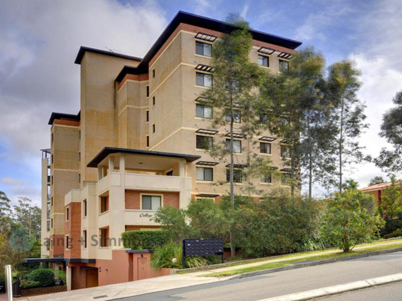25/6-8 College Crescent, Hornsby, NSW 2077