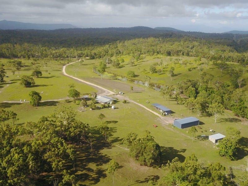 1625  Mount Fox  Road, Mount Fox, Qld 4850