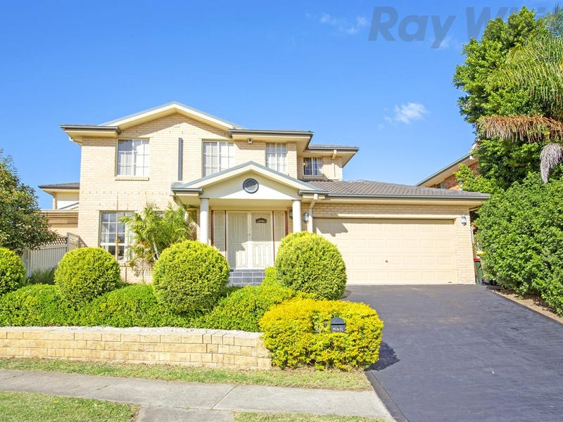80 Greenway Drive, West Hoxton, NSW 2171