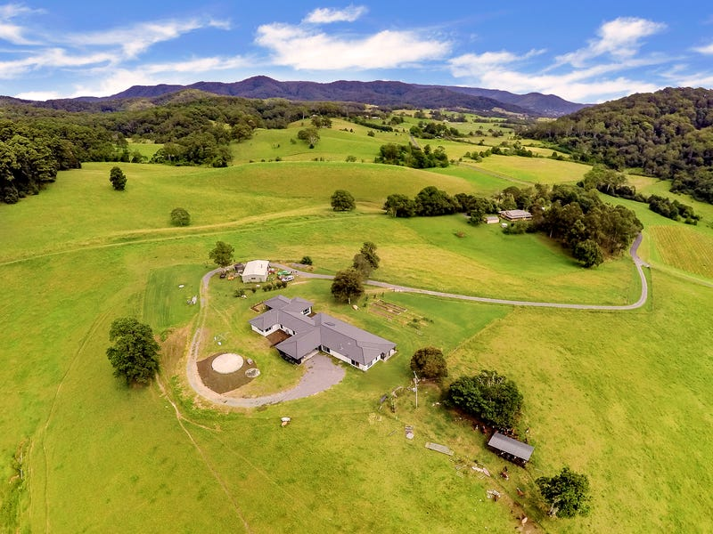 256 Fridays Creek Road, Upper Orara, NSW 2450