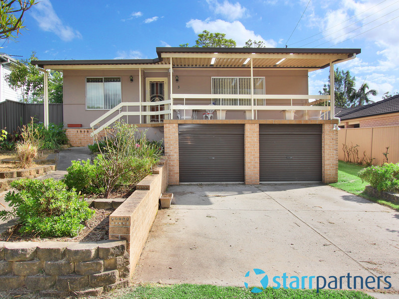 3 Dundee Street, Cambridge Park, NSW 2747