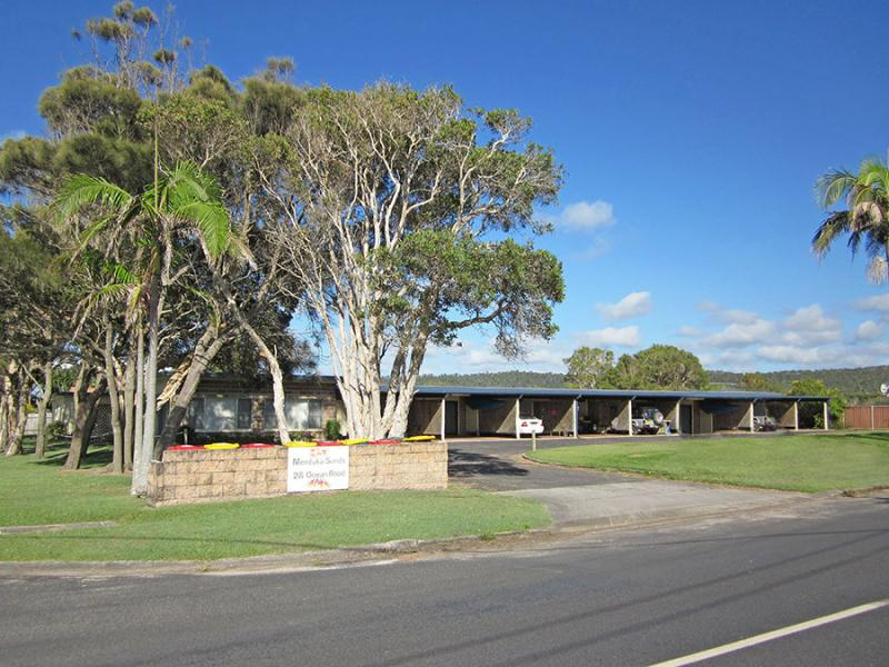 Unit 5, 28 Ocean  Road, Brooms Head, NSW 2463