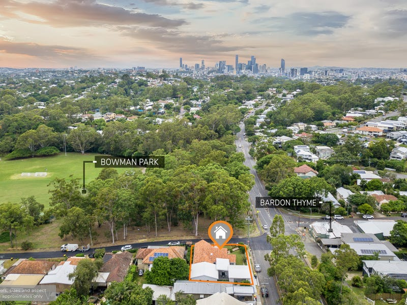 2 David Ave, Bardon, Qld 4065