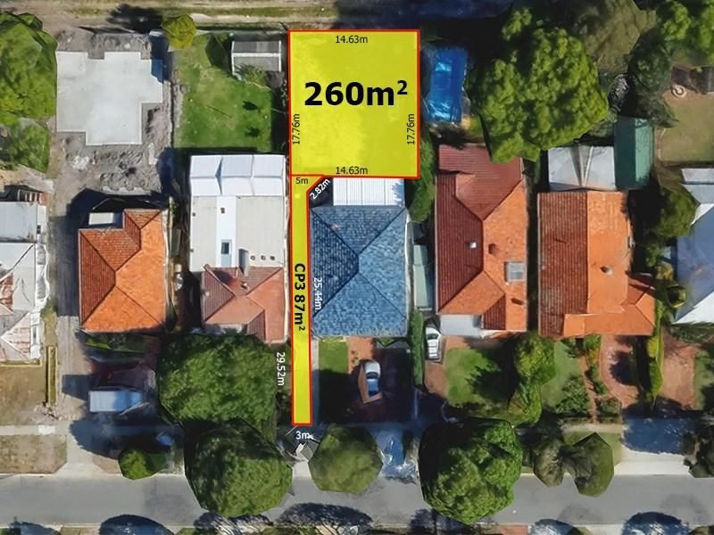 Lot 2, 183 Seventh Avenue, Inglewood, WA 6052