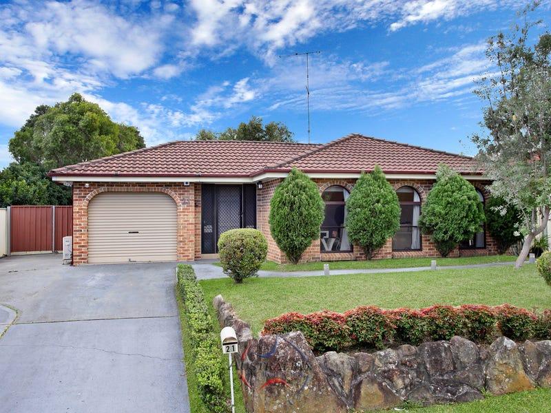 21 Acuba Grove, Quakers Hill, NSW 2763