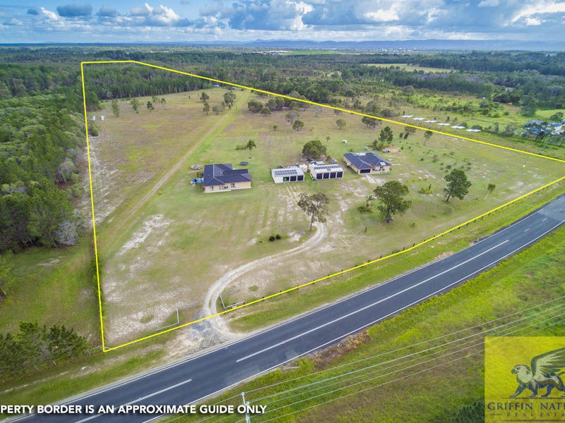 388-408 Old Toorbul Point Road, Caboolture, Qld 4510