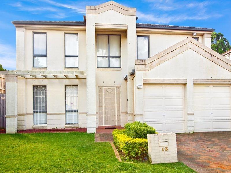 13 Bud Greenspan Circuit, Lidcombe, NSW 2141