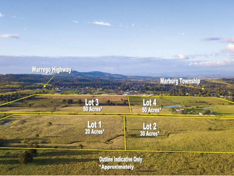 Lot 2 / 19 Schubels Road, Marburg, Qld 4346