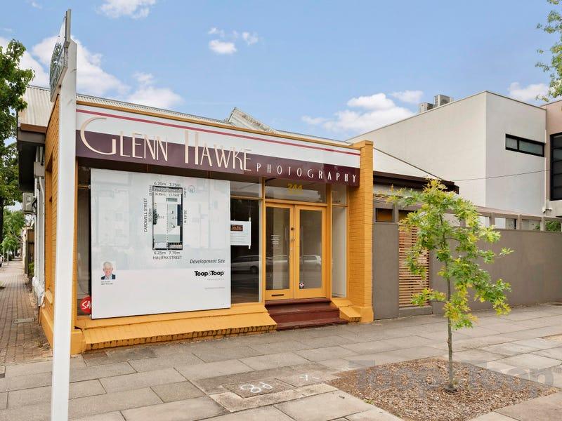 244 & 246 Halifax Street, Adelaide, SA 5000